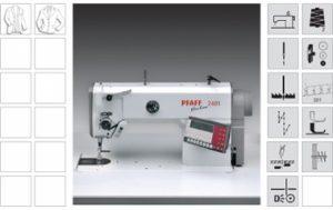 PFAFF 2481-980/30